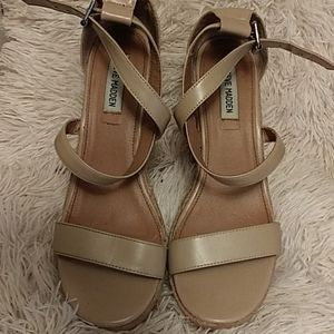 Cute, Flirty Steve Madden Wedge Sandals